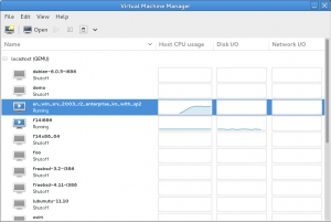virt-manager-vm-list