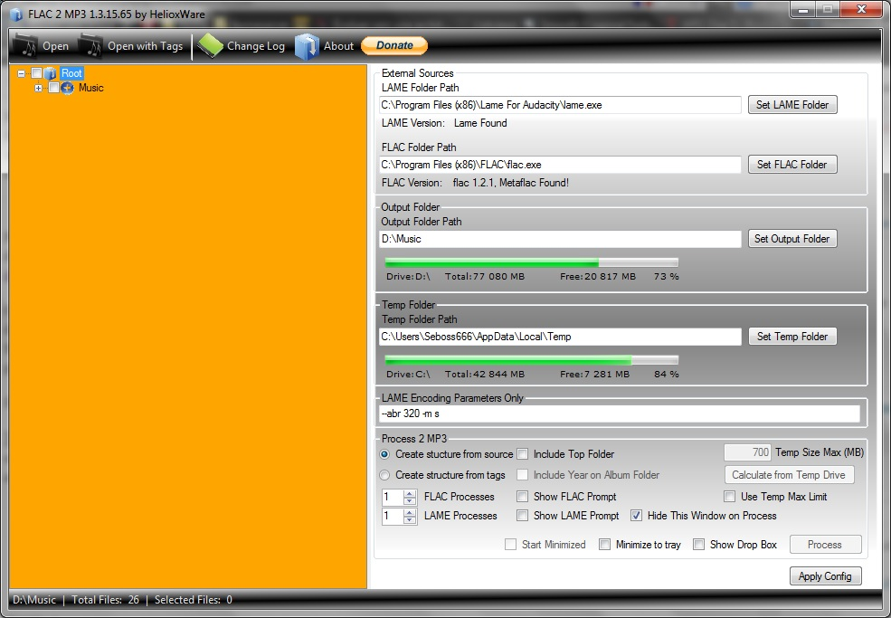 [Tuto] Comment Convertir un fichier audio au format MP3 ...