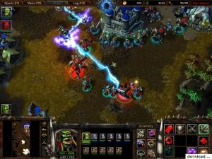 Warcraft 3, un beau jeu pour l'époque