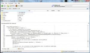 linux-reader-script