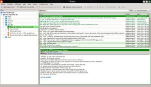 Akregator, un agrégateur pour KDE sous Linux